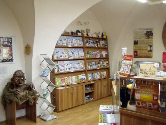 Turisticke informacni centrum Pelhrimov