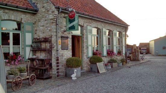 Diksmuide, Belgique : Restaurant Scheewghe