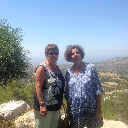 Paradisos Hills: Eileen and Joyce.
