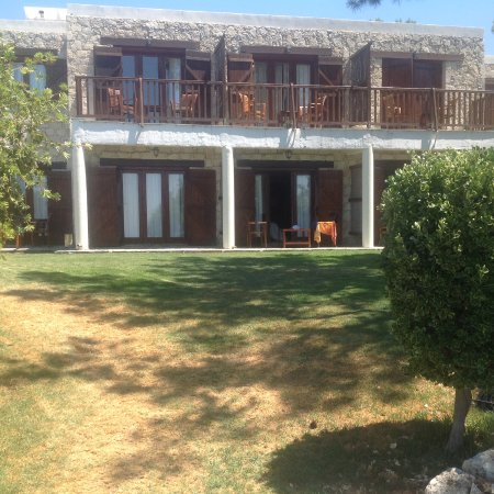 Lysos, Cyprus: Some of the guest rooms.