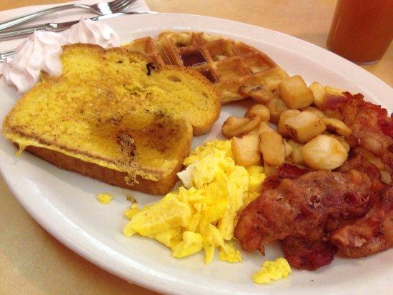 Bedford, Canadá: Good Breakfast