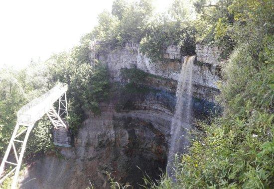 Aluoja Cascades