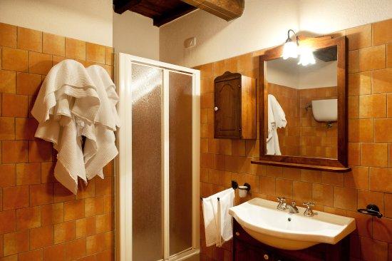 Giano dell'Umbria, Italia: WC