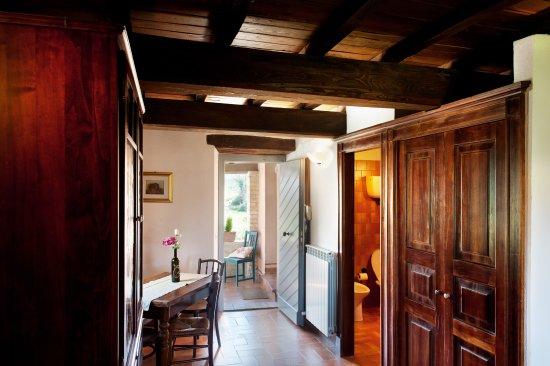 Giano dell'Umbria, Italia: Appartamento OLIVO