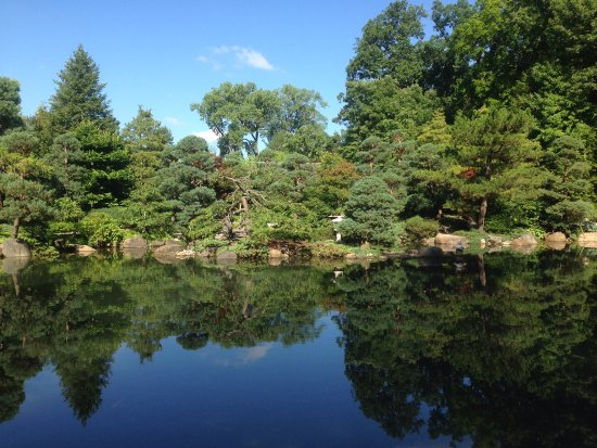Rockford Illinois Anderson Japanese Gardens Picture Of