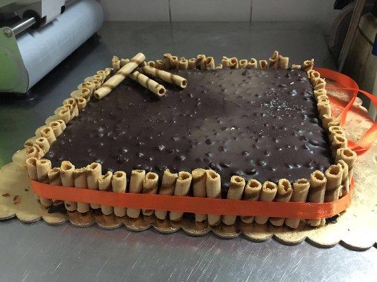 Pomarance, Italia: Torte semifreddi.... Monoporzione i semifreddi....