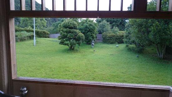 Kihoku-cho, Japan: 部屋の半露天風呂からの風景