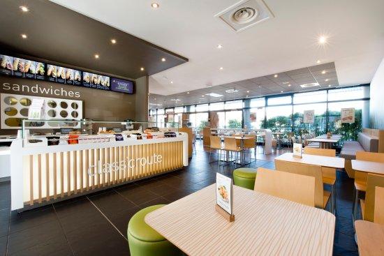 Oullins, ฝรั่งเศส: Notre restaurant