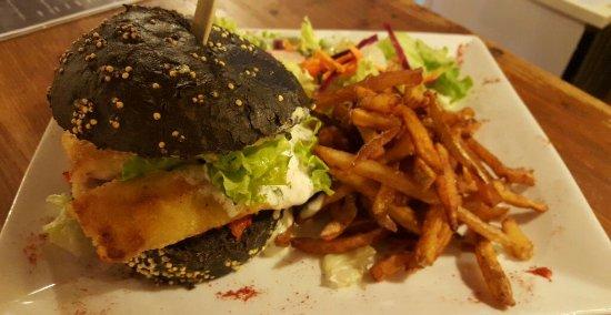 Le San Marco : Burger maison