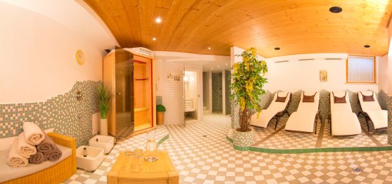 Hotel Christoph: Sauna/Wellness
