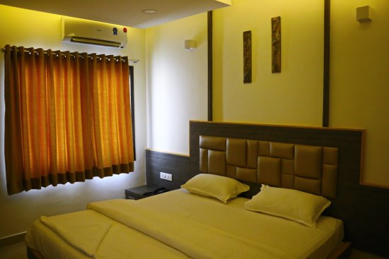 Erode, Índia: AC deluxe Room