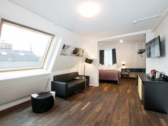 Hotel Hottingen: Comfort Doublebed-Room