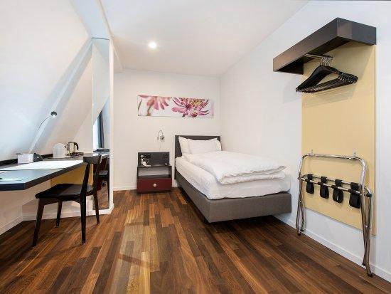 Hotel Hottingen: Comfort Singlebed-Room