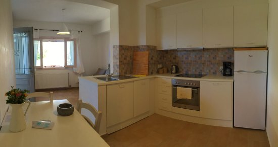 Panoramic View Of Kitchen Picture Of Little Bird Lesvos