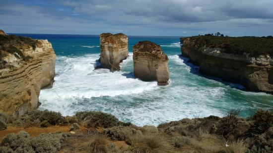 Great Ocean Road, Australie : 12 Apostoles