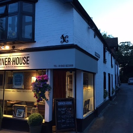 Minster, UK: The Restaurant! I loved it so much that I had to take a picture