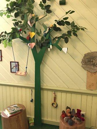 Kadriorg Children's Museum Miiamilla: Tree of love