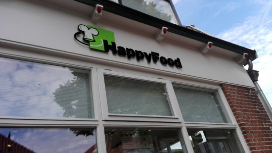 Nunspeet, Países Baixos: Happy Food