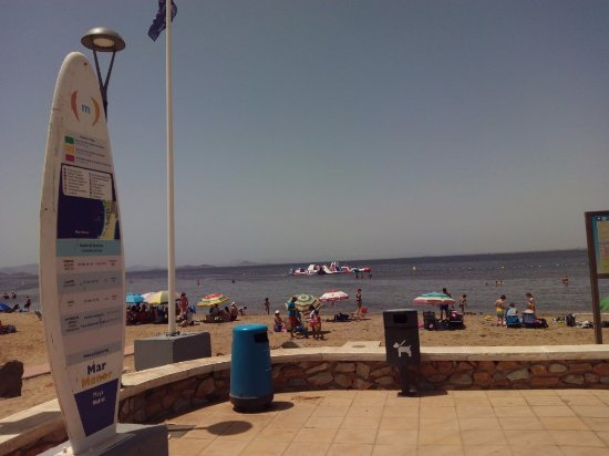 San Javier, Испания: Playa