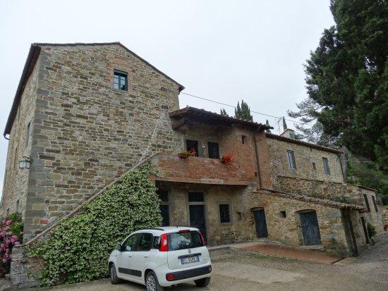 Greve in Chianti, Itália: ワイナリー外観