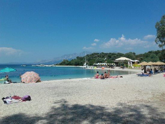 Jammin In Paradise: Spiaggia di Fanari