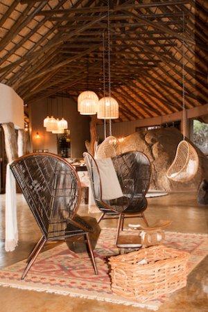 Madikwe Game Reserve, แอฟริกาใต้: Main Lodge