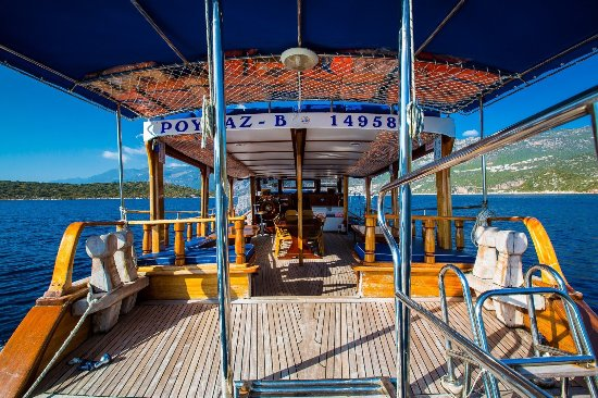 Poyraz-B Daily Boat Trips