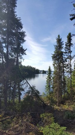 Ivanhoe Lake Provincial Park