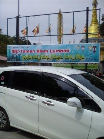 Pondok Brastagi, Indonesië: Taman Alam Lumbini