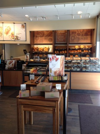 Clifton Park, NY: Panera Bread Cafe