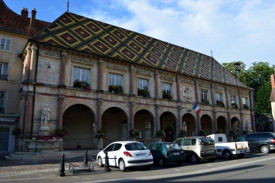 Hotel de Ville de Gray