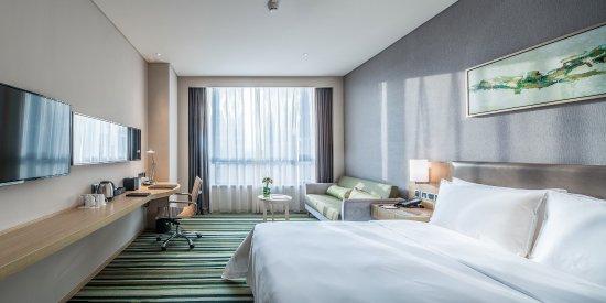 Nanchang, Çin: King room
