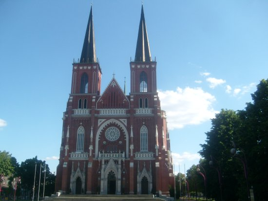 ‪Metropolitan Basilica of the Holy Family‬