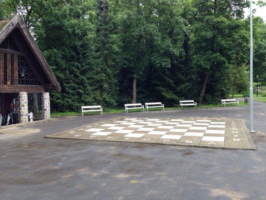Polczyn-Zdroj, Polen: Park Zdrojowy