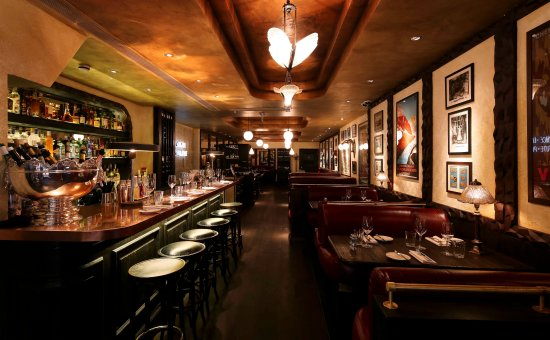 Photo of French Restaurant Little Social at 5 Pollen Street, London W1S 1NE, United Kingdom