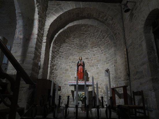 Neviano degli Arduini, إيطاليا: Particolare dell'interno