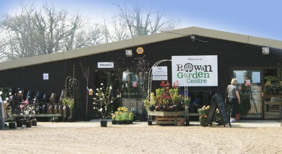 Chalfont St. Giles, UK: the garden centre