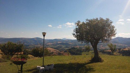 Province of Macerata, Italia: vista dei sibillini