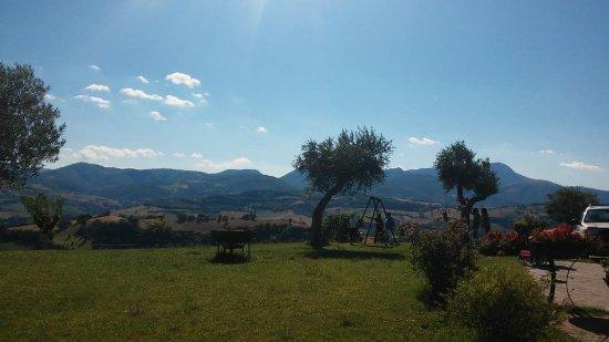 Province of Macerata, Italy: vista dei sibillini