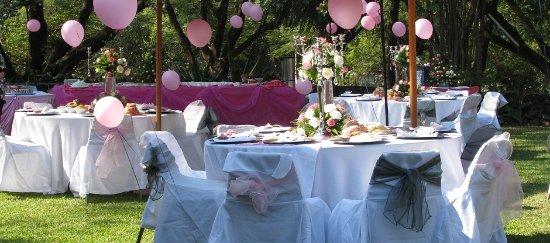 Ndola, Zambiya: Birthday party