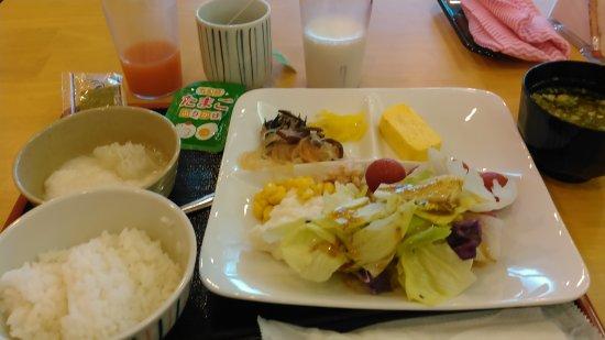 Kanda-machi, Japan: 無料の朝食