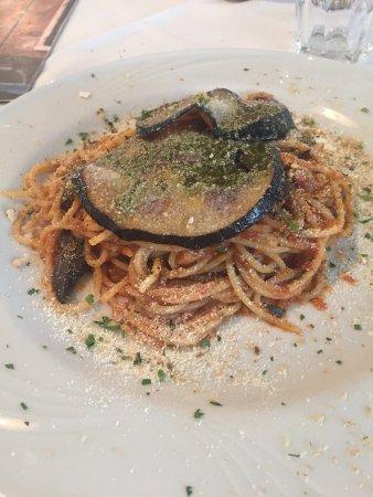 San Giorgio di Mantova, Italia: Pausa pranzo Made in Sicily ❤️