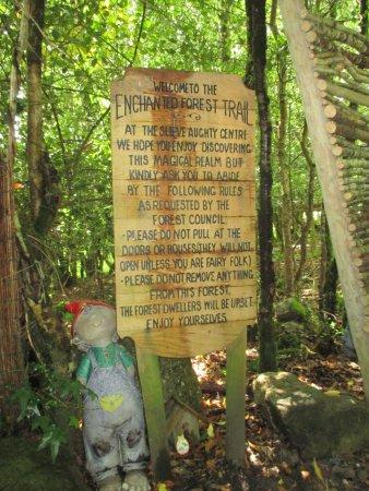Loughrea, Ιρλανδία: rules of the fairies!