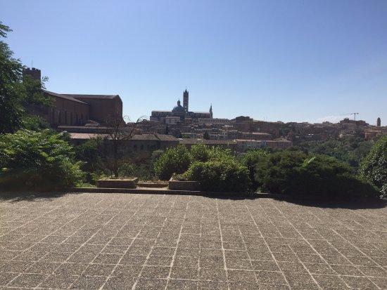 سيينا, إيطاليا: Fortezza di Santa Barbara