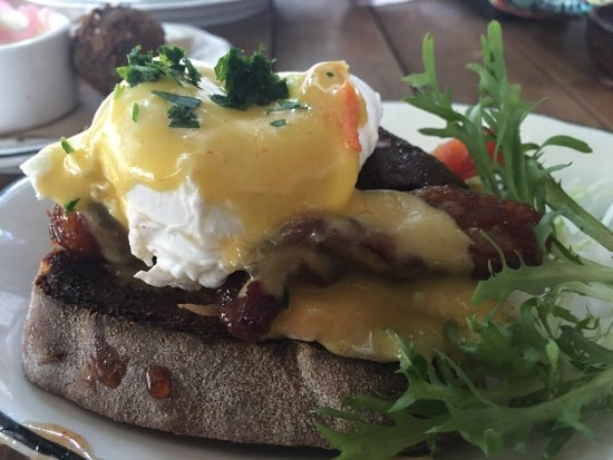 Michael's Genuine Food & Drink: Great brunch, it's a fun place to have a meal in Miami