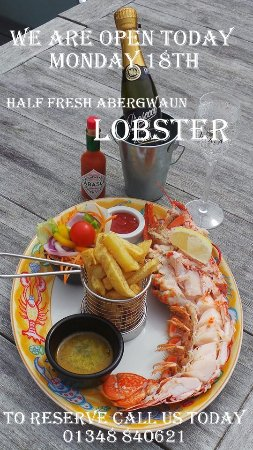 Something's Cooking: Lobster