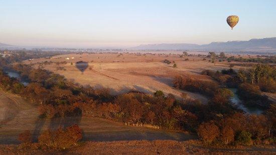 Magaliesburg, جنوب أفريقيا: Breathtaking views