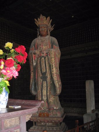 Statue - Pavilion of ten thousand buddhas