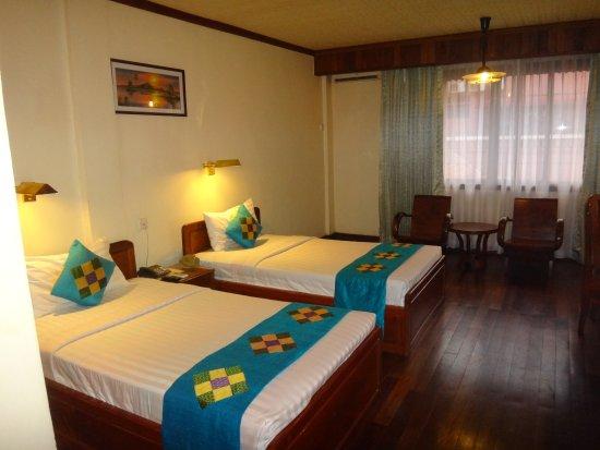 Ta Prohm Hotel: 清潔な部屋