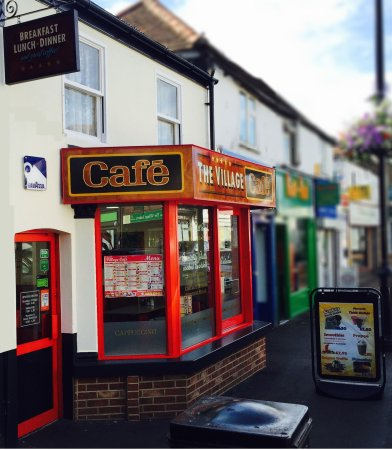 Harefield Village Cafe